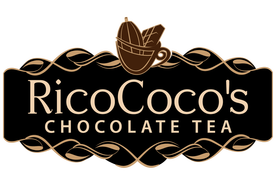 RicoCoco's CHOCOLATE TEA 100% Organic and Natural